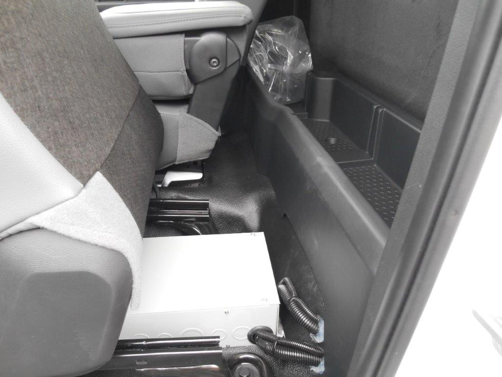 Extra Cab space