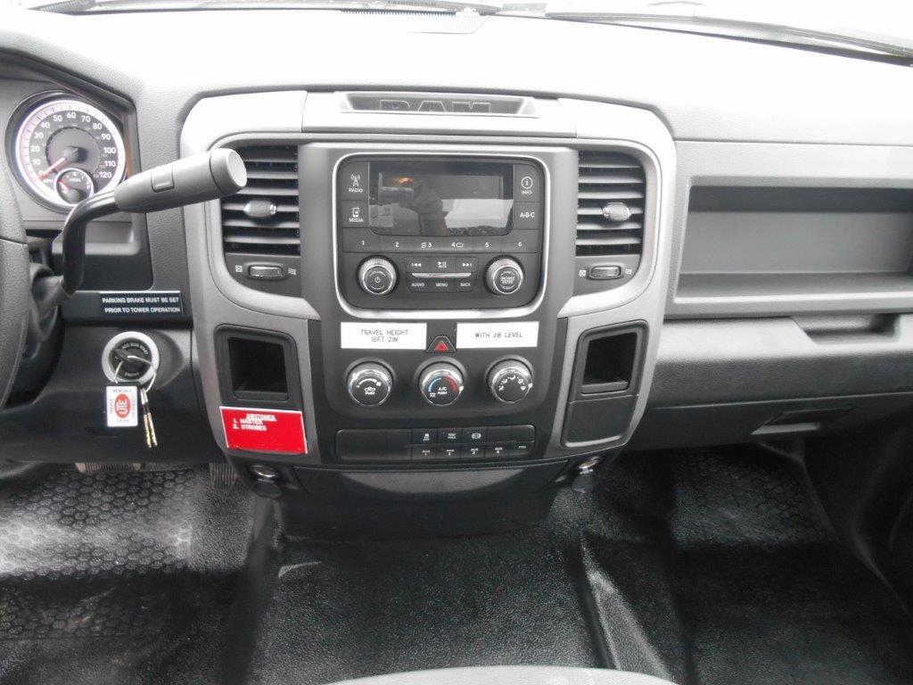 Radio in Cab