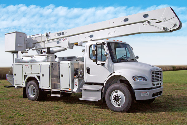 VN-460 Bucket Truck