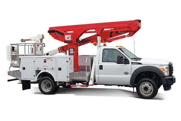 VST 47 Bucket truck
