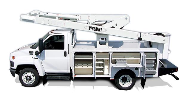 Custom Utility Truck Bodys