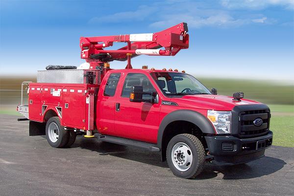 Versalift SST-40 Bucket Truck