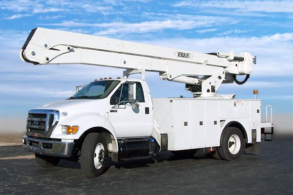 Versalift VO-455 bucket truck