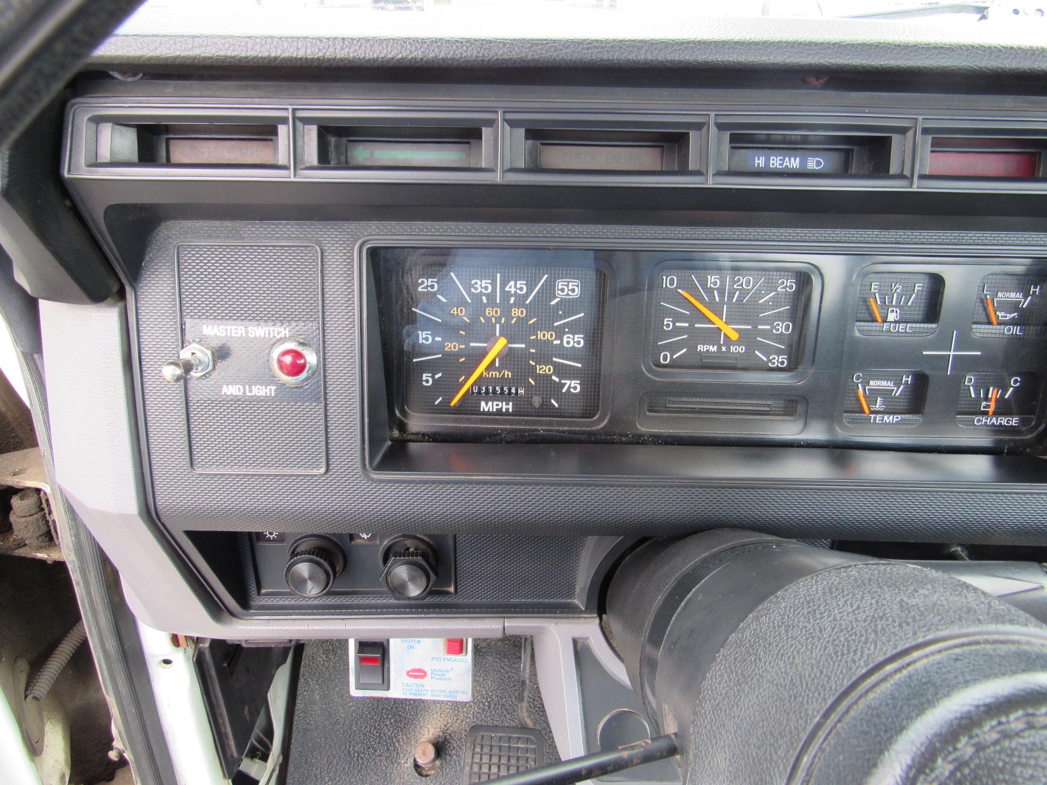 Teco V5 -55 dash