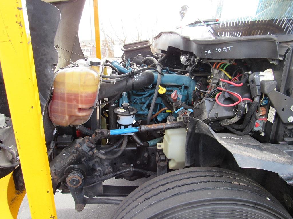 VO-260 Used Black IH engine